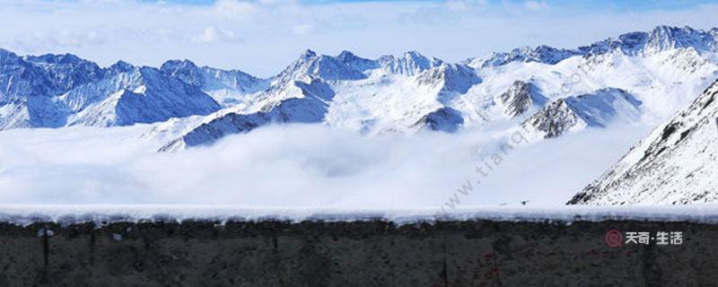 轿子雪山终年都下雪吗 轿子雪山一整年都下雪吗